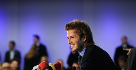 Beckham: Bid presentation