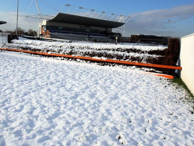 Kempton: Forced to abandon Monday's meeting