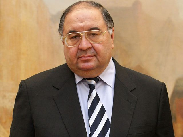 Alisher Usmanov: Raised concerns
