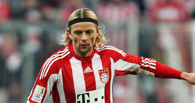 Tymoshchuk: Bayern midfielder targets Champions League glory