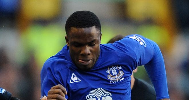 Anichebe: Suffered groin injury and will miss Nigeria's game against Argentina in Bangladesh