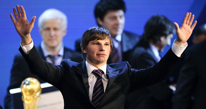 Arshavin: Key bid role