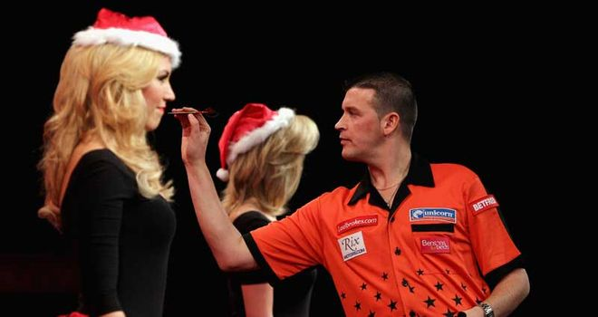 Colin Osborne: Ended long wait for darts title