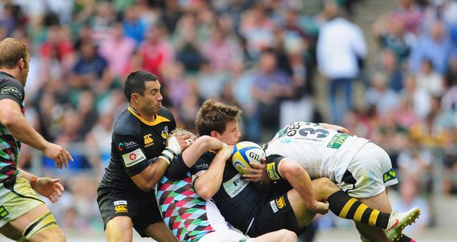Quins: Dominant