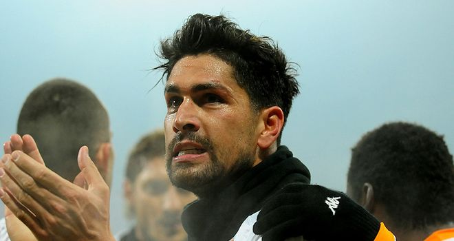 Marco Borriello: Roma are prepared to listen to offers for the Italy international