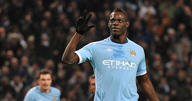 Balotelli: Injury boost