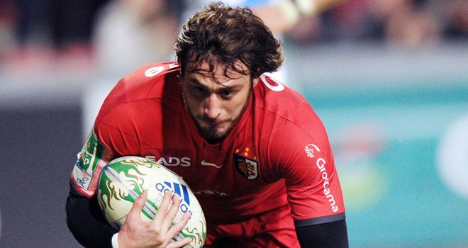 Medard: opening try for Toulouse
