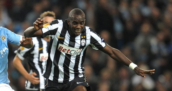 Sissoko: Set for a move to the French capital after clubs agreed fee