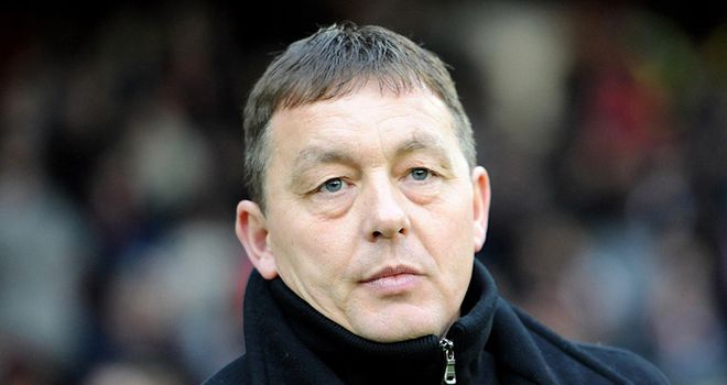 Billy Davies: Happy to talk to Leeds United should they be interested