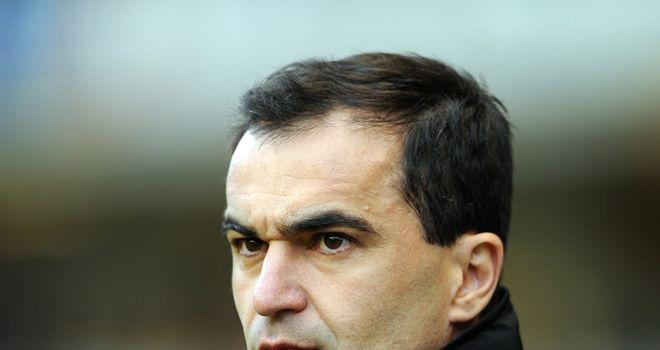 Pressure mounting: Roberto Martinez