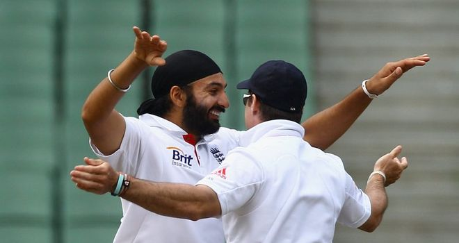 Monty Panesar: made most recent of 39 Test appearances in 2009 Ashes series