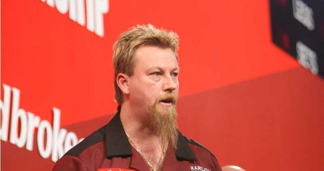 Whitlock: impressive performance