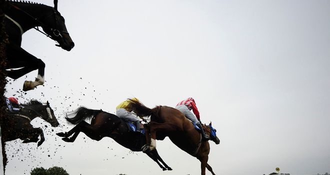Wincanton: Meeting abandoned due to heavy rain