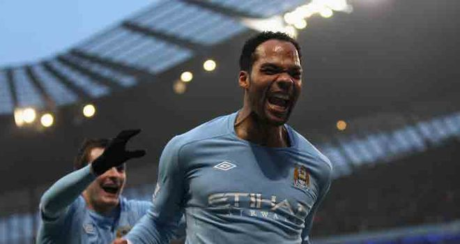 Lescott: Manchester City defender is behind summer signings