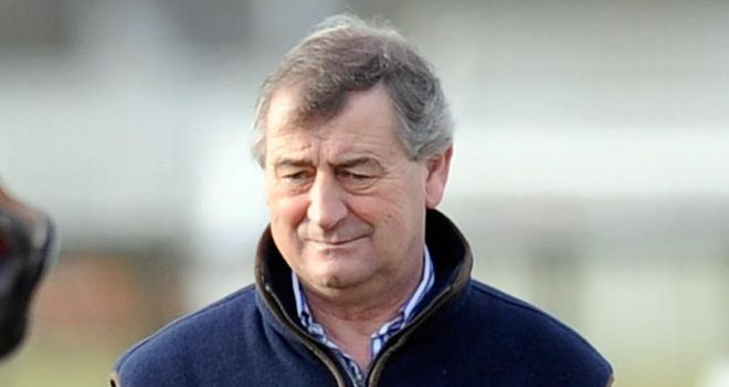 Noel Meade: Target now the Neptune Investment Novices' Hurdle at Cheltenham