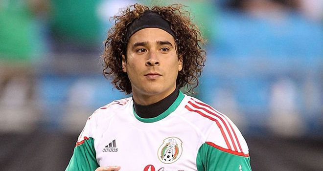 Ajaccio keeper guillermo ochoa claims to be wanted by - Guillermo ochoa wallpaper ...