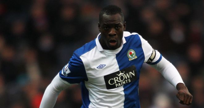 Christopher Samba spent five years with Blackburn Rovers