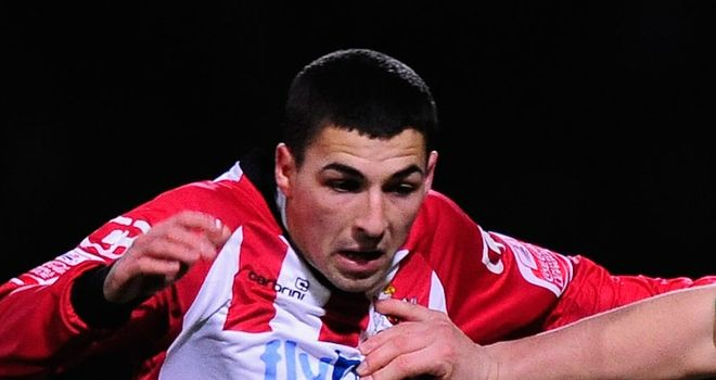 Liam Sercombe: Has emerged as a target for Swindon, Crawley and Notts County