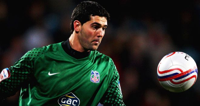 Speroni: Set to return for Palace
