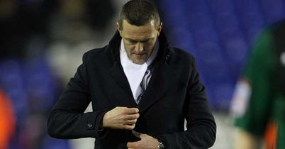 Boothroyd: Disappointed after draw