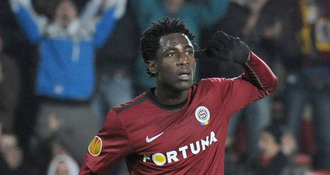 Wilfried Bony: Has been linked with a move to the Premier League with Fulham