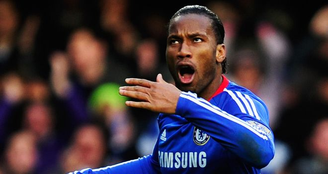 Drogba: Not happy