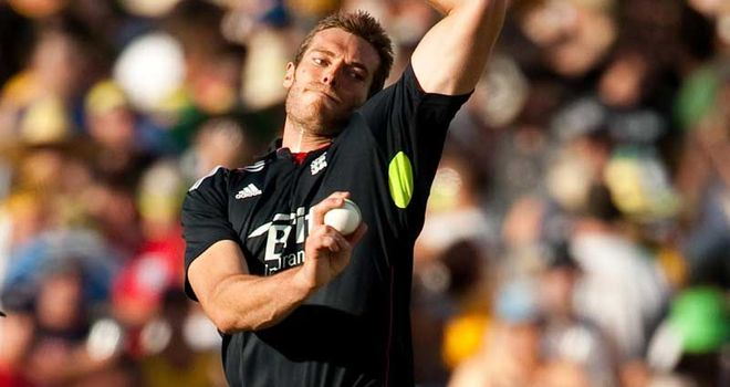 Tremlett: Will travel with England squad