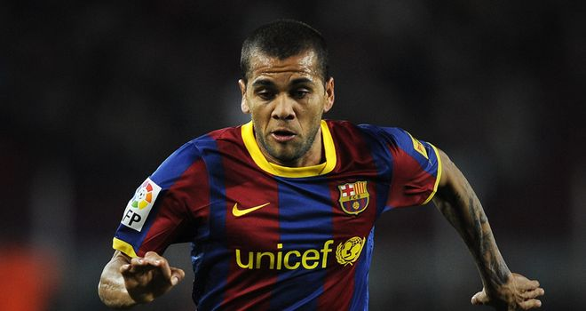 Alves: Four-year deal