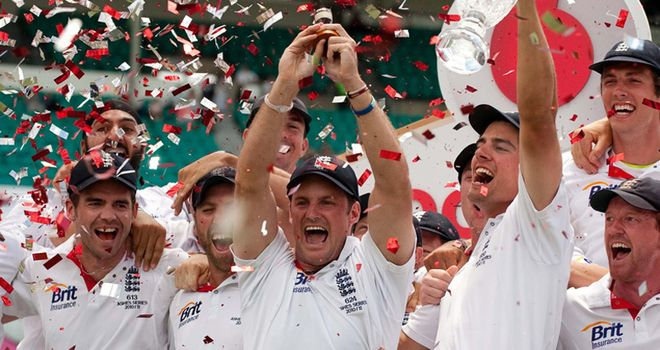 England's Ashes winners are in the running.