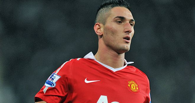 Macheda: Wants to stay in the Premier League after last season's loan spell at Sampdoria