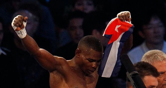 Guillermo Rigondeaux: was impressive during his win against Rico Ramos