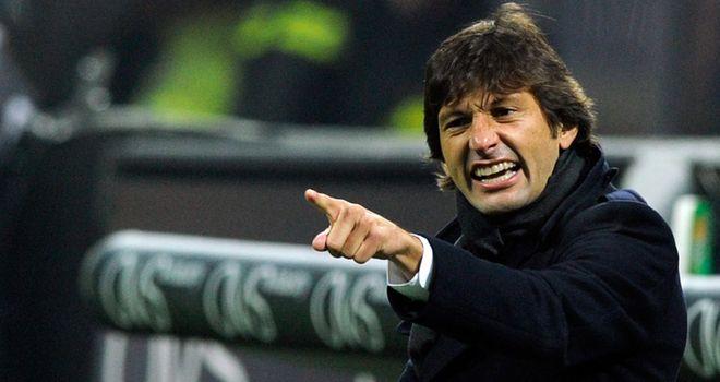 Leonadro: Three-goal deficit to overturn