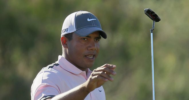 Fast learner: Vegas is enjoying life on the PGA Tour