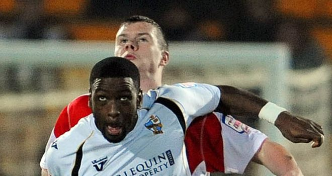 Justin Richards: Wants his namesake Marc to stay at Port Vale next season