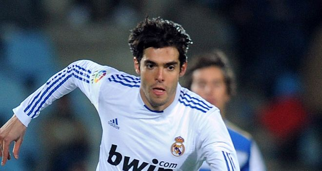 Kaka: Linked with Milan return