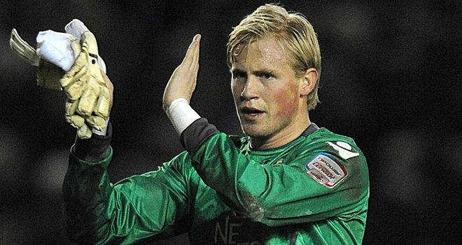 Schmeichel: Was looking forward to a challenge for promotion with Leeds