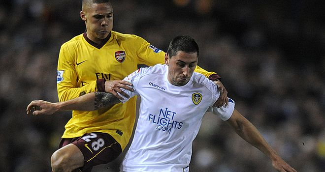 Billy Paynter: Leeds striker has completed a loan move to Brighton until January