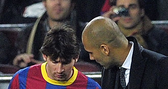 Messi & Guardiola: Mutual respect