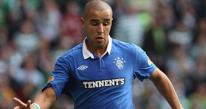 Bougherra: Is set to stay at Ibrox until the end of his current deal