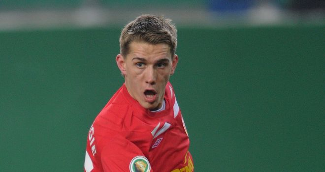 Nils Petersen: Says he would love to stay at Bremen