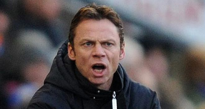 Furman: Believes manager Dickov is crucial to the club's long term plans