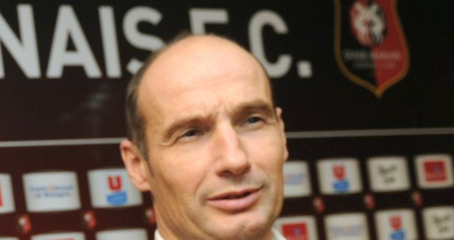 Rennes coach Pierre Dreossi hopes he has unearthed a gem