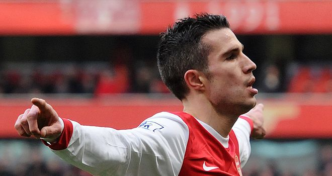 Van Persie: Out of Dutch squad