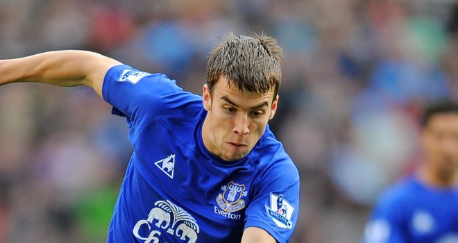 Coleman: Has made the breakthrough at Goodison Park this season