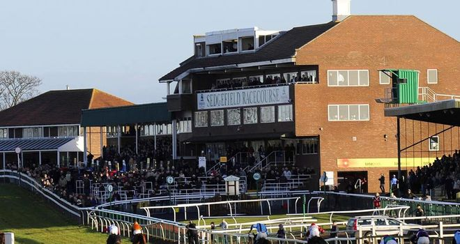 Sedgefield will hope to beat the cold weather