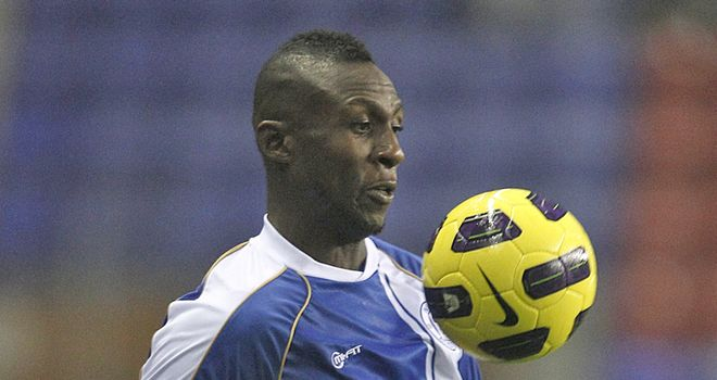 Gohouri: Has agreed a new deal with the Latics