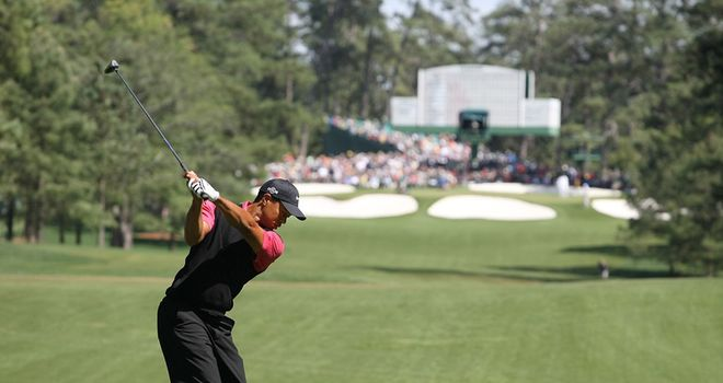 Tiger Woods: A four-time winner of The Masters but hasn't triumphed since 2005.