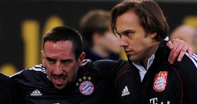 Ribery: Injury worry