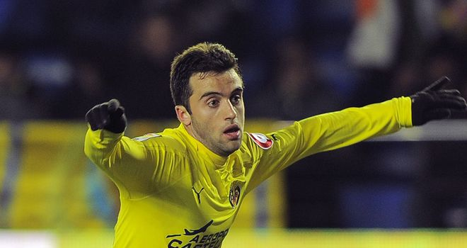 Rossi: Has been a wanted man this summer but will now remain at Villarreal