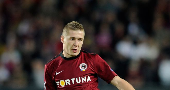 Kucka: Signed for Genoa from Sparta Pargue last January